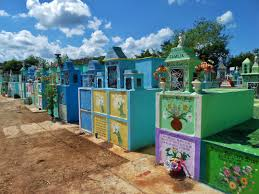 mexican cemeteries celebration of life and death everything