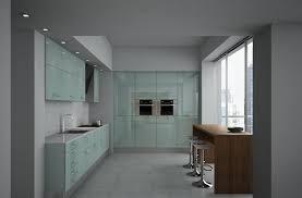 meuble vitré cuisine cuisine verre schmidt photo 10 25 des meubles en verre qui