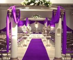 bridal decorations tbdress chose your special wedding color theme for your big day