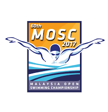 Swimming Logo Design by Ikan Bilis Swimming Club 1971 Kl Forth Coming Championship