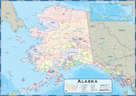 Map Alaska Alaska Counties Map Canada Map