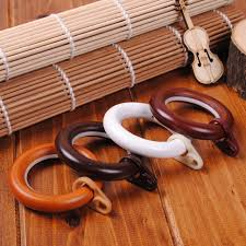 Drapery Rings Without Clips Curtain Awesome Curtain Rod Rings Drapery Rings With Eyelets
