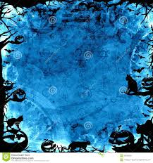 halloween background texture spooky blue halloween background stock illustration image 45009663