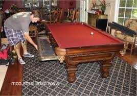 Custom Pool Tables by Custom Pool Tables Awesome Hexagon Pool Table U2013 Pool Table Ideas