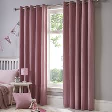 Blush Pink Curtains Dreams Drapes Sorbonne Blush Readymade Curtains 90 X 90
