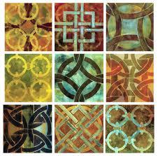 Patchwork  Inch Tile Set Decorative Ceramic Backsplash Tiles - Decorative backsplash