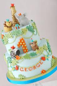 southern blue celebrations jungle safari and zoo cake ideas