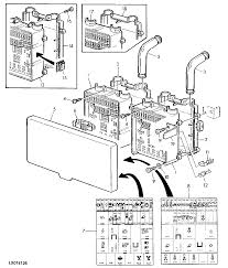 wiring diagrams for john deere tractor