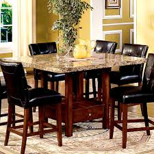 dining room stunning cool granite top dining table sets for your dining room stunning cool granite top dining table sets for your best kitchen room cream