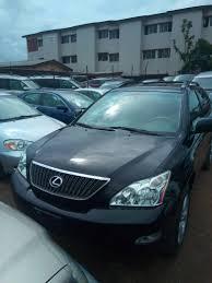 lexus rx330 nairaland tokunbo 2004 rx 330 lexus jeep very cheap 4 2m autos nigeria