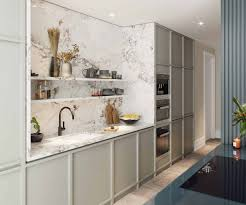 modern kitchen handles for cabinets is no hardware the new hardware trend for kitchens