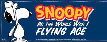 snoopy war flying ace