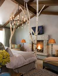 birch tree decor 12 ways to use actual birch trees in your home