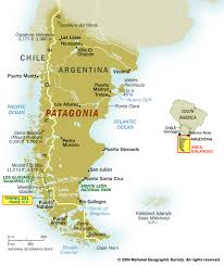 Patagonia South America Map by This Is Where We Show You What We U0027re Doing