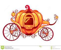 cinderella pumpkin carriage pumpkin carriage stock vector illustration of season 10912471