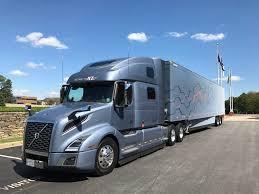 volvo 760 semi truck volvo unveils next generation vnl highway tractor trucking news