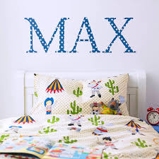 giant blue star wall letters by kidscapes notonthehighstreet com giant blue star wall letters