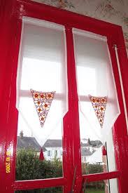 mod鑞e de rideaux de cuisine rideaux de cuisine mes rideaux de cuisine broder sur du blanc