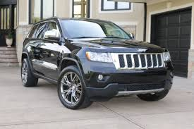 2013 Jeep Grand Cherokee Interior 2013 Jeep Grand Cherokee Overland V8 Awd Saddle Interior