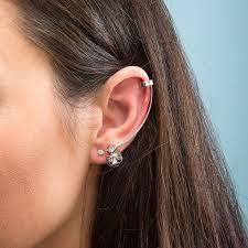 ear cuff earrings wars bb 8 ear cuff and stud earrings set thinkgeek