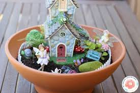 how to make a fairy garden for indoor or outdoor my frugal