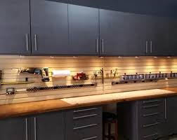 modern kitchen cabinets tools 31 tool storage ideas sebring design build homeowner tips