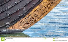viking ship 3 stock illustration image of boat 8121404