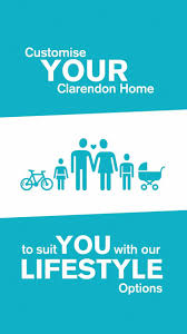 our lifestyle options give you the clarendon homes nsw