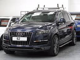 Audi Q7 2012 - used 2012 audi q7 tdi quattro se for sale in bradford west