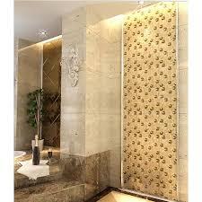 wholesale glazeb porcelain glass tile wall backsplash crystal art