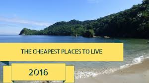 cheapest west coast cities the cheapest places to live in the world 2016