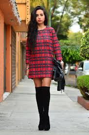 black ankle boots gojane boots brick red tartan front row shop