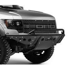 Ford Raptor White - lex off road ford raptor 2010 2014 front rear dimple bumper kit