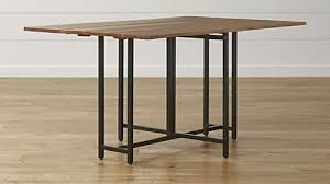 Crate And Barrel Farmhouse Table Dining Room U0026 Kitchen Tables To Gather Around Crate And Barrel