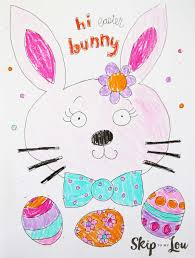 cute easter coloring page little kids easter pinterest