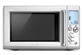 Microwave With Toaster Oven The Quick Touch U2013 Breville