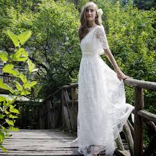 boho wedding dress plus size get cheap boho wedding dress plus size aliexpress