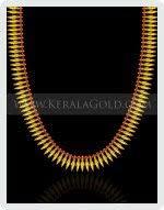 kerala gold traditional ornaments kasu mala palakka mala