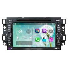 android 7 1 gps navigation system for 2002 2010 chevy chevrolet