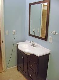 stupefying narrow bathroom vanity ideas home renovations bathroom