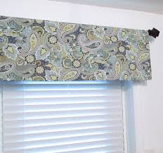 stupendous paisley valance 61 red paisley valance quick view