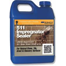 miracle sealants 32 oz impregnator penetrating sealer 511 qt h