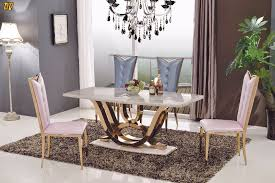 gold dining table set gold dining room chairs gold dining table wholesale table suppliers