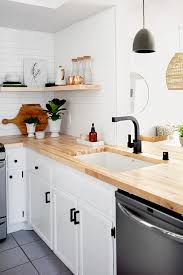 modern kitchen cabinets on a budget our favorite budget kitchen remodeling ideas 2 000