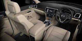 dark brown jeep jeep philippines vehicle grand cherokee interior