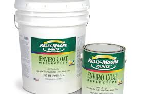 put a coat on kelly moore envirocoat reflective 1545 paint
