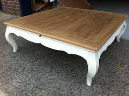 furniture french coffee table design ideas brown and white