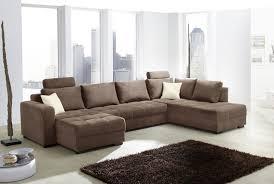sofa design antigua mikrofaser sofa braun brown color simple - Sofa Braun