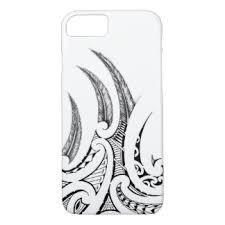 maori tattoo designs iphone 8 7 cases u0026 covers zazzle