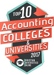 top 10 christian accounting degree programs 2017 u2013 christian
